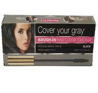 Cover your gray - Mini Box Brush-in Wand (Black) 7g