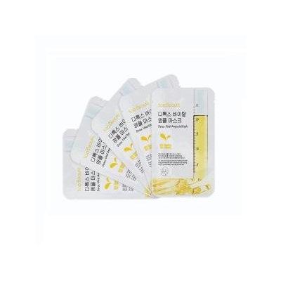 Soo Beaut - Detox-Vital Ampoule Mask 22ml x 5 pcs