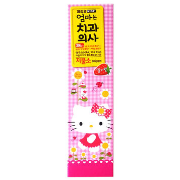 LG - Perioe Children Toothpaste (Strawberry) (Age 6) 75g