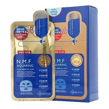 Mediheal - N.M.F Aquaring Hydro Nude Gel Mask 10 pcs
