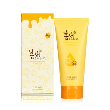 PAPA RECIPE Bombee Honey Moisture Cleansing Foam 120ml