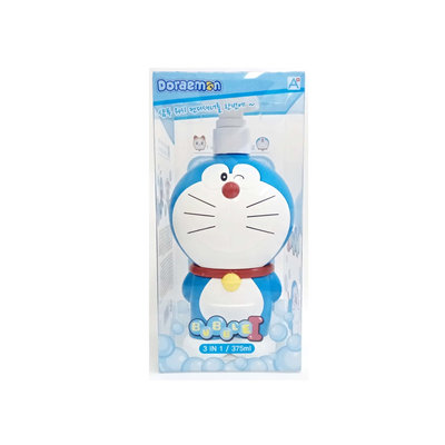 ATEX - Doraemon 3 In 1 (Shampoo, Conditioner, Body Wash) 375ml