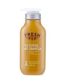 Fresh Pop - Granola Recipe Shampoo 500ml