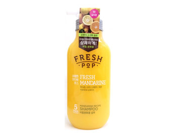 Fresh Pop - Mandarine Recipe Shampoo 500ml