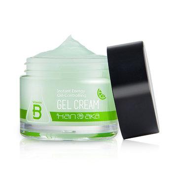 HANAKA - Instant Energy Oil-Controlling Gel Cream (Vitamin B) 50g