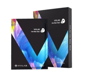 VIVLAS - Vita Water Mask 5 pcs