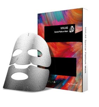 VIVLAS - Special Platinum Mask 5 pcs