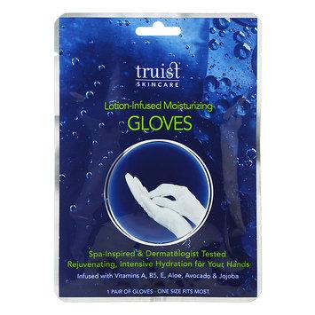 Truist - Lotion-Infused Moisturizing Gloves 1 pair