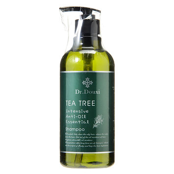 Dr.douxi Dr. Douxi - Tea Tree Intensive Anti-Oil Essential Shampoo 500ml