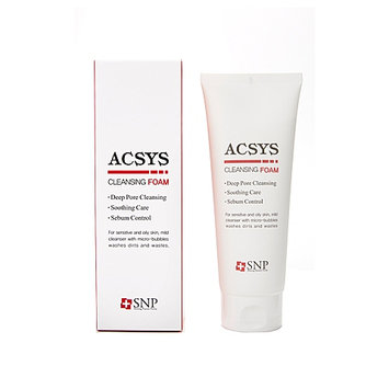 SNP - Acsys Cleansing Foam 150ml