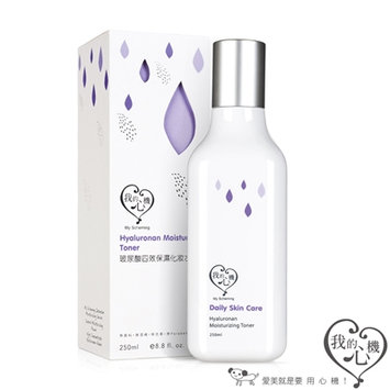 My Scheming - Hyaluronan Moisturizing Toner 250ml