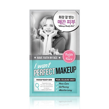Faith in Face - I Want Perfect Make Up Mask 10 pcs