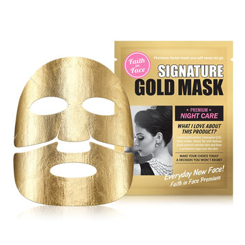 Faith in Face - Signature Gold Mask 10 pcs