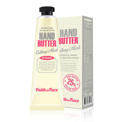 Faith in Face - Hand Butter (Cottiny Musk) 50ml