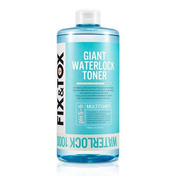FIX & TOX - Giant Waterlock Toner 1000ml