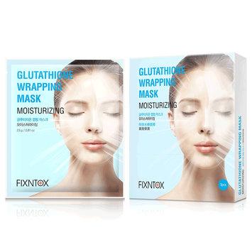 FIX & TOX - Glutathione Wrapping Mask (Moisturizing) 5 pcs