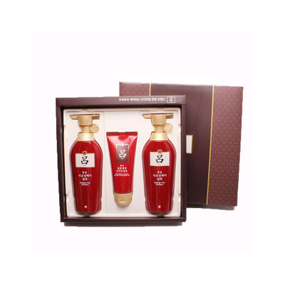 Ryoe - Damage Care Hair Set: Shampoo 450g x 2 pcs + Hair Treatment 180ml x 1 pc 3 pcs