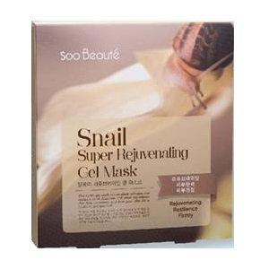 Soo Beaut - Snail Super Rejuvenaling Gel Mask 5 pcs