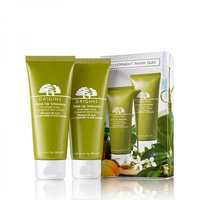 Origins - Drink Up Intensive Mask Set: Overnight Mask 100ml x 2 pcs 2 pcs