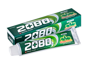 Dental clinic 2080 Toothpaste (Green Fresh) 120g 120g