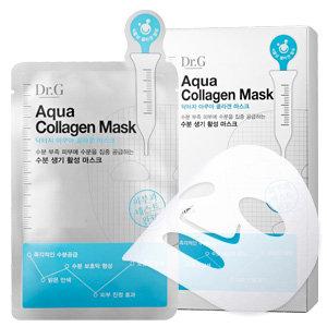 Drg Dr.G - Aqua Collagen Mask 10 pcs