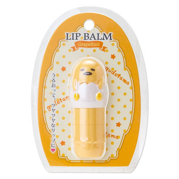 Sanrio - Gudetama Lip Balm (Grapefruit) 3.5g