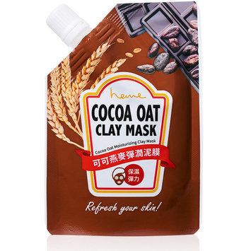 Heme - Cocoa Oat Moisturizing Clay Mask 50g