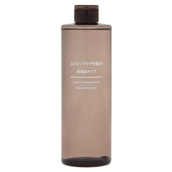 MUJI - Anti-aging Toning Water High Moisture 400ml