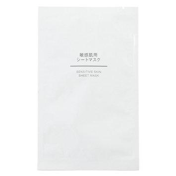 MUJI - Sensitive Skin Sheet Mask 5 pcs
