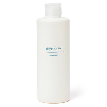 MUJI - Body Wash & Shampoo 300ml