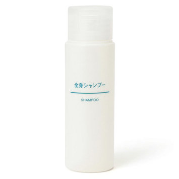 MUJI - Body Wash & Shampoo 50ml