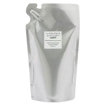 MUJI - Refill for Herb Fragrance Conditioner 350g