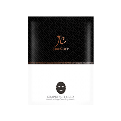 JaneClare - Grapefruit Seed Moisturizing Calming Mask 4 pcs