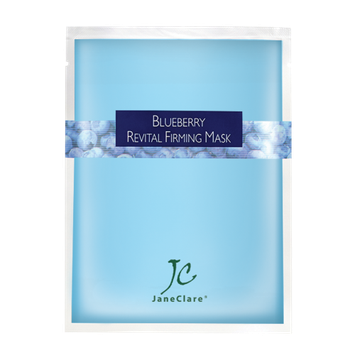 JaneClare - Blueberry Revital Firming Mask 3 pcs