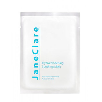 JaneClare - Hydro Whitening Soothing Mask 4 pcs