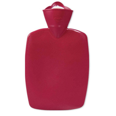 Hugo Frosch - Hot Water Bag (Red) (1.8L) 1 pc