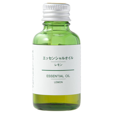 MUJI - Essential Oil (Lemon) 30ml