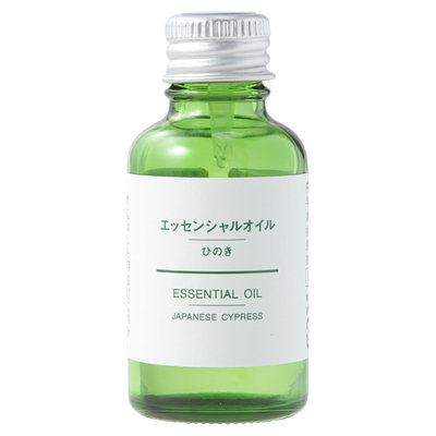 MUJI - Essential Oil (Japanese Cypress) 30ml