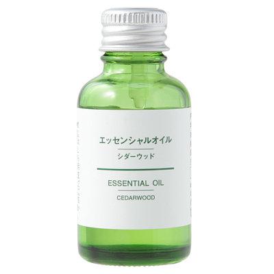 MUJI - Essential Oil (Cedarwood) 30ml
