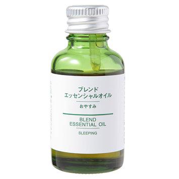 MUJI - Blended Essential Oil (Sleeping) 30ml