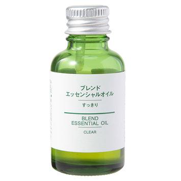 MUJI - Blended Essential Oil (Clear) 30ml