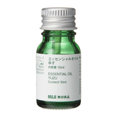 MUJI - Essential Oil (Yuzu) 10ml