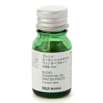 MUJI - Blended Essential Oil (Winter Fruits ) 10ml