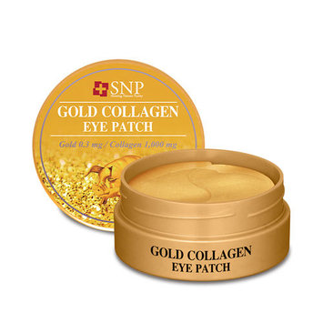 SNP - Gold Collagen Eye Patch 30 pcs