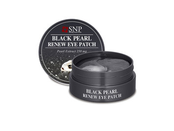 SNP - Black Pearl Renew Eye Patch 30 pcs