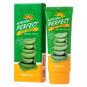 Farm Stay - Aloe Vera Perfect Sun Cream SPF 50+ PA+++ 70g