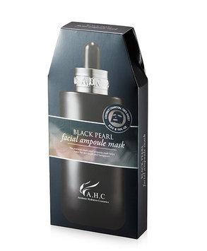 A.H.C - Black Pearl Facial Ampoule Mask 5 pcs