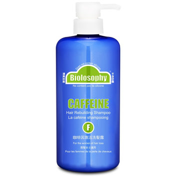 o'Naomi - Biolosophy Caffeine Hair Rebuilding Shampoo (For Women) 800ml