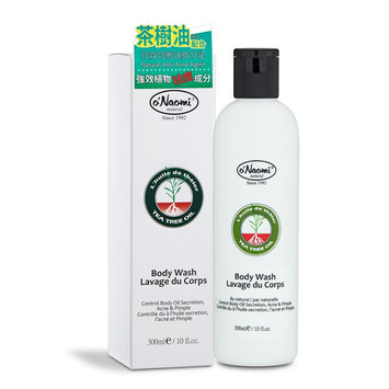 o'Naomi - Tea Tree Body Wash 300ml