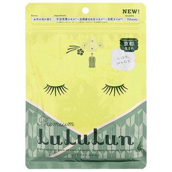 LuLuLun - Kyoto Premium Mask (Tea Flower) (Limited Edition) 7 pcs